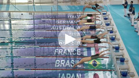 Das Erste Sommersport Kompetenz 2015 Schwimmen