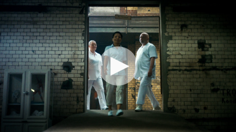 Trailer BARMER GEK »MOSPHITAL«