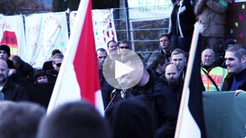 Rechts gegen Rechts – Der unfreiwilligste Spendenlauf Deutschlands