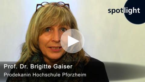 Prof. Dr. Brigitte Gaiser