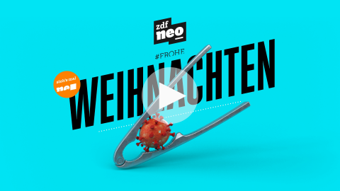 ZDFneo X-Mas NussVirus