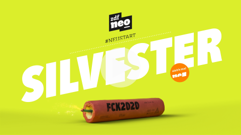 ZDFneo NewYear-Böller