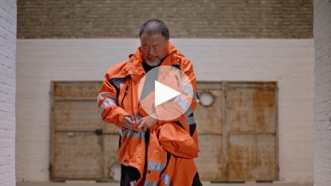 """HORNBACH Baumarkt """"Demokratische Kunst – Ein Ai Weiwei für jeden."""""""