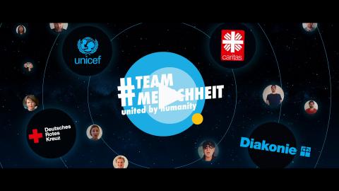 UNICEF TeamMenschheit
